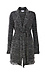 Velvet by Graham & Spencer Tweed Knit Long Cardigan Thumb 1