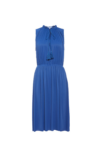 Single Stitch Waist Dress Slide 1