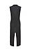 Long Sleeveless Ribbed Cardigan Thumb 2