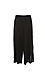 Front Tie Culotte Overlap Pant Thumb 2