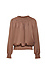 Silky Ruched Bomber Jacket Thumb 2