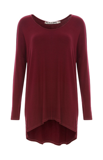 Michael Stars Allie Knit Tunic Top Slide 1