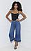 J Brand Liza Mid Rise Culotte Thumb 3