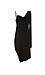 Keepsake Sleeveless Asymmetrical Drape Dress Thumb 2