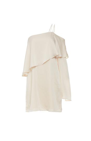C/MEO Collective One Side Off Shoulder Dress Slide 1