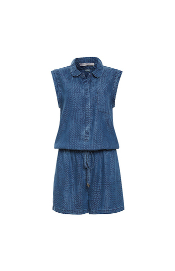 Tart Collections Button Up Romper Slide 1