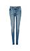 Warp + Weft MXP High Rise Jean Legging w/ Contrast Coin Pocket Thumb 1