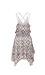 Moon River Printed Spaghetti Strap Dress Thumb 2
