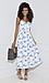 J.O.A Floral Maxi Dress Thumb 1