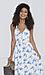 J.O.A Floral Maxi Dress Thumb 2