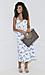 J.O.A Floral Maxi Dress Thumb 3