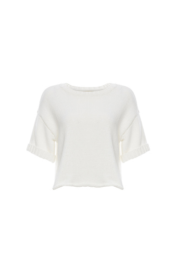 Moon River Knit Top Slide 1