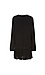 BCBGeneration Long Sleeve Lace-Up A-Line Dress Thumb 2