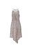 BCBGeneration Asymmetrical Surplice Dress Thumb 1