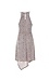 BCBGeneration Asymmetrical Surplice Dress Thumb 2
