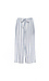 Striped Tie Waist Culotte Thumb 1