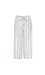 Striped Tie Waist Culotte Thumb 1