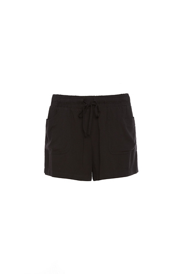 Drawstring Flowy Short Slide 1