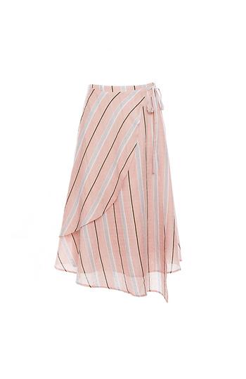 J.O.A. Long Skirt Slide 1