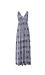 Tart Collections Lace Up Back Sleeveless Maxi Dress Thumb 1