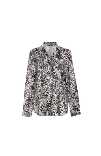 Tart Collections Lace-Up Blouse Slide 1
