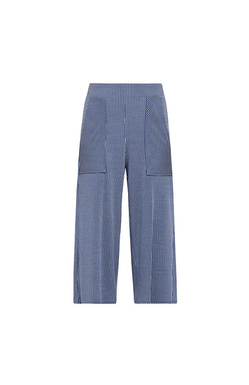 BCBGeneration Patched Pocket Culottes Slide 1