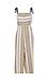 BCBGeneration Tie Shoulder Culotte Jumper Thumb 1