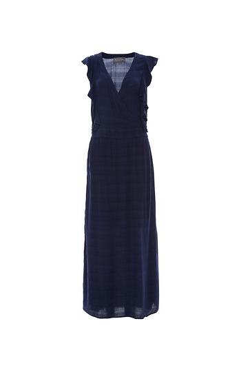 Michael Stars Ruffle Maxi Dress Slide 1