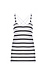 Chaser Gauzy Cotton Jersey Scoop Neck Strappy Back Tank Thumb 1