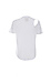 Chaser Vintage Jersey Shoulder Vent Shirtail Crew Neck Tee Thumb 2