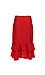 Front Tie Ruffle Skirt Thumb 2