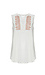 Mystree Embroidered Front Sleeveless Top Thumb 1
