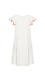 Mystree Short Sleeve Embroidered Dress Thumb 2