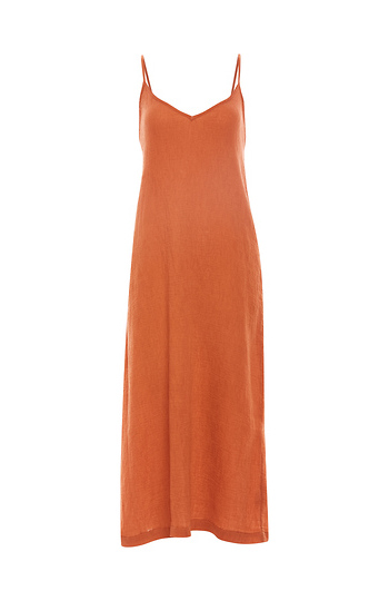 LACAUSA Slip Dress Slide 1