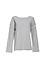 Mystree Crew Neck Cutout Sweater Thumb 1