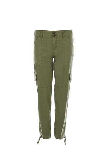 Sanctuary Cropped Cargo Pants Slide 1