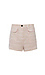 Patch Pockets Striped Shorts Thumb 1