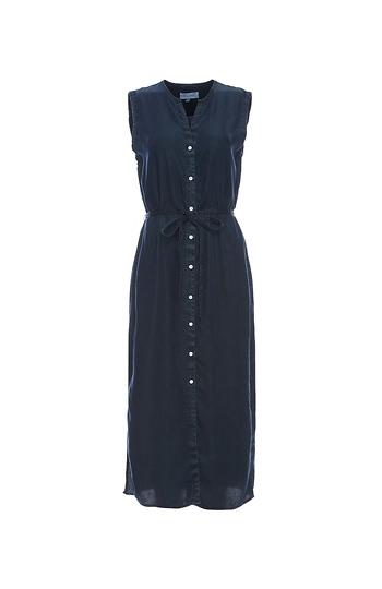 DL1961 Lispendard Sleeveless Shirt Dress Slide 1