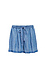 Skies Are Blue Release Hem Tencel Shorts Thumb 1