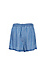 Skies Are Blue Release Hem Tencel Shorts Thumb 2