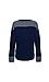 Velvet by Graham & Spencer Patchwork Sweater Thumb 2