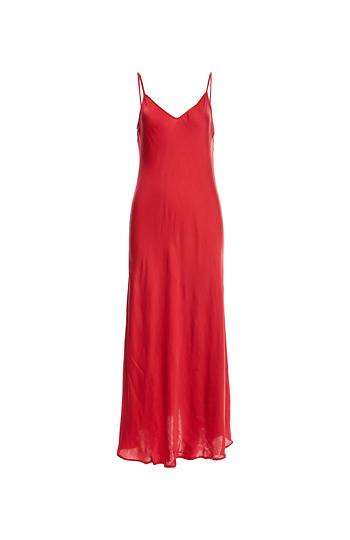 Velvet by Graham & Spencer Midi Slip Dress Slide 1