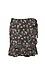 GOEN.J Floral Printed Ruffle Wrap Skirt Thumb 1
