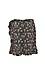 GOEN.J Floral Printed Ruffle Wrap Skirt Thumb 2