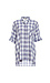 Dolman Sleeve Button Up Shirt Thumb 1