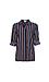 Striped Button Up Shirt Thumb 1