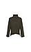 Mystree Turtleneck Ribbed Sweater Thumb 2