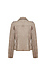 KUT from the Kloth Haddie Scuba Faux Suede Moto Jacket Thumb 2