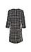 3/4 Sleeve Tweed Dress Thumb 2