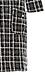 3/4 Sleeve Tweed Dress Thumb 3